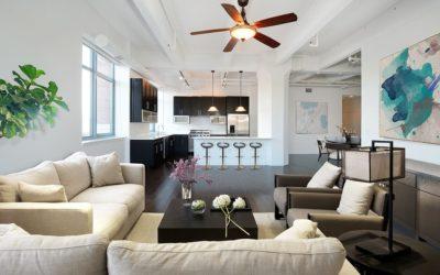 Jak designově vylepšit svůj obývák