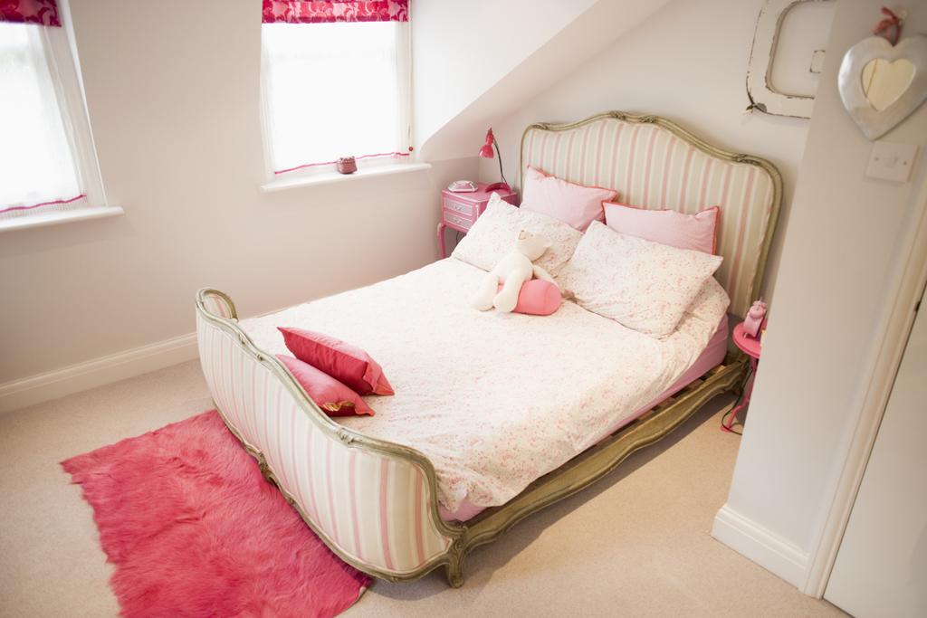 Pokojíček pro princeznu