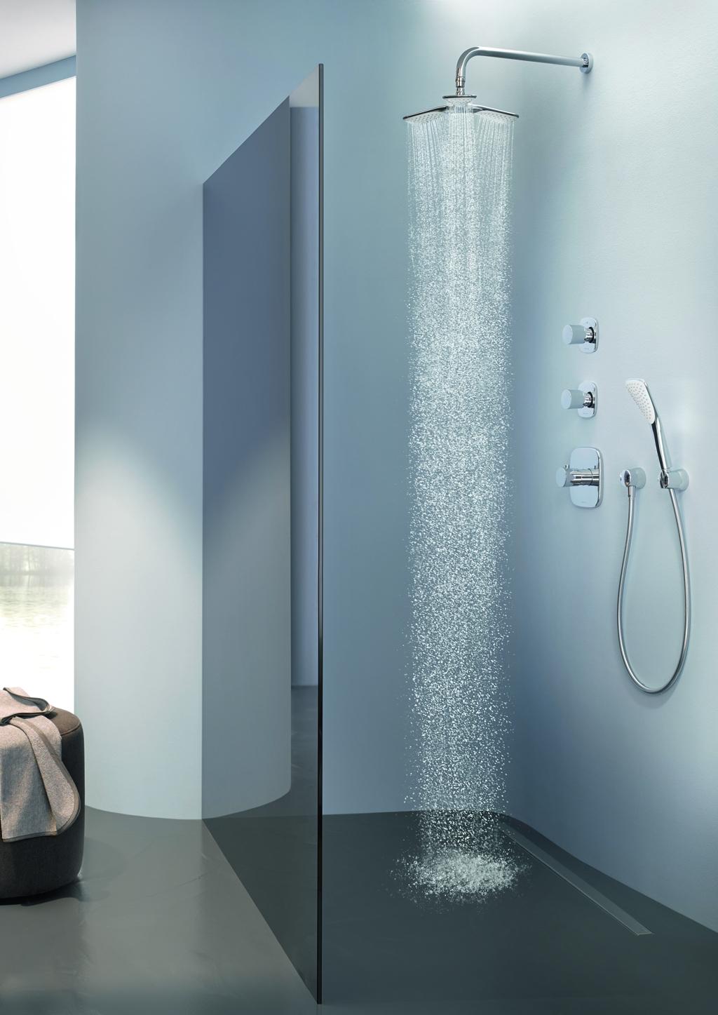 Dvojcestná sprchová baterie