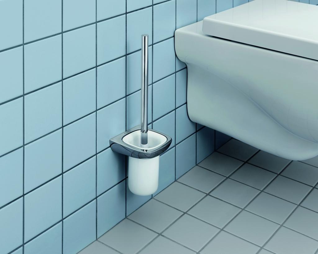 Závěsný držák na WC