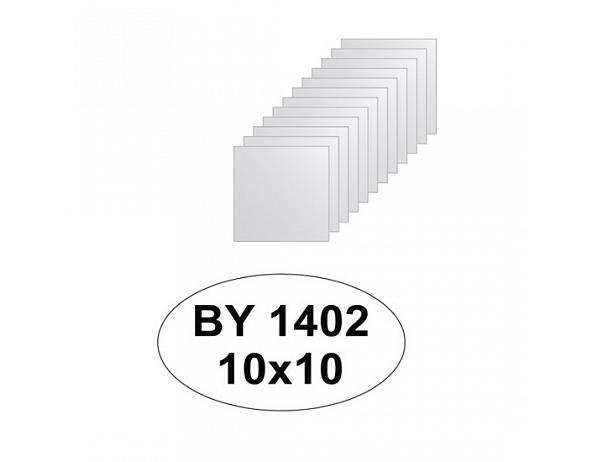 Zrcadlový obklad 10×10 – 12ks