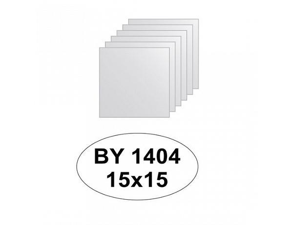 Zrcadlový obklad 15×15 – 6ks