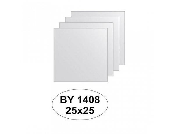 Zrcadlový obklad 25×25 – 4ks