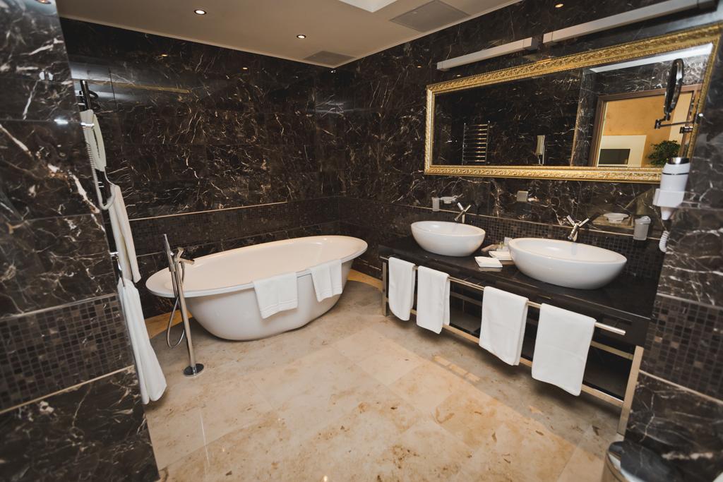 Luxusní retro koupelna