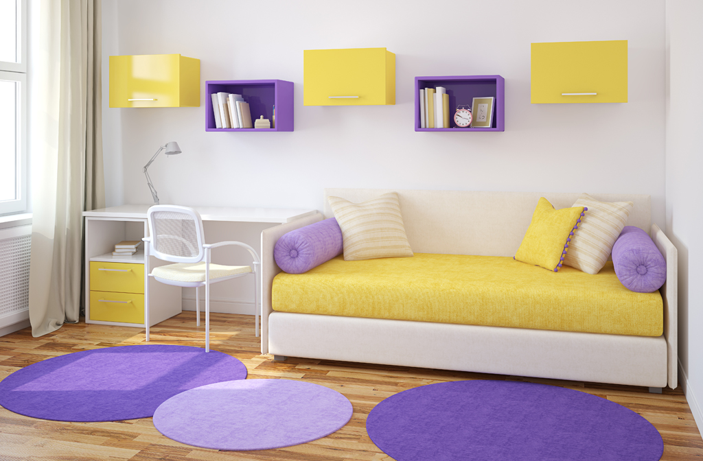 Žluto-fialové variace