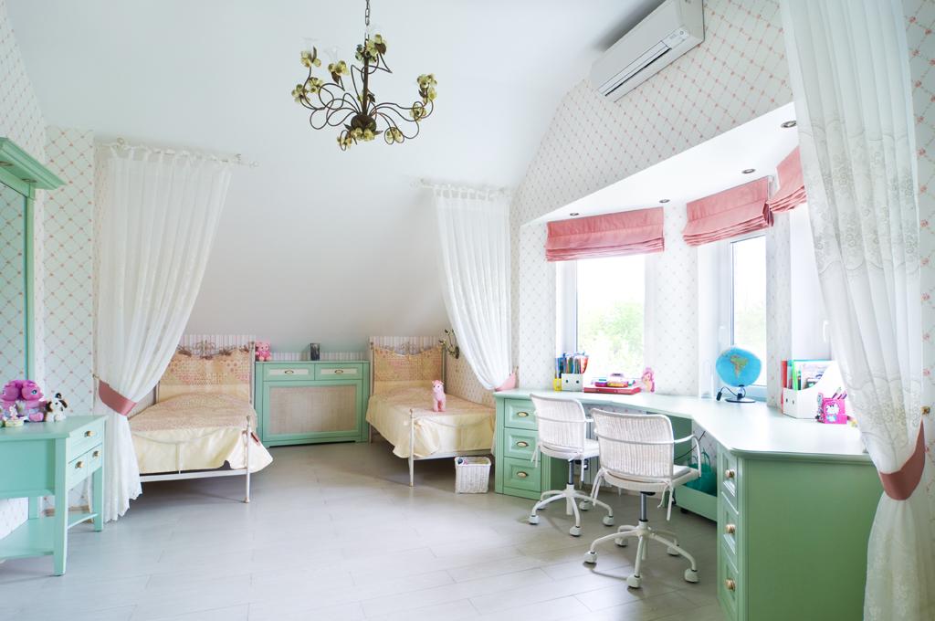 Pokoj dvou princezen