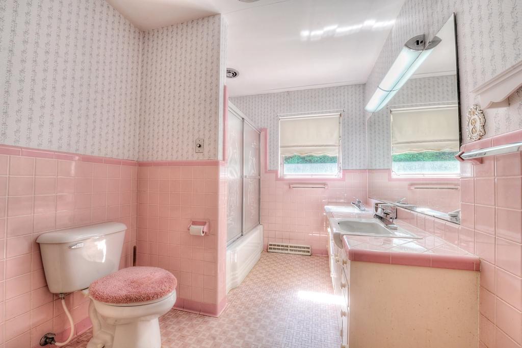 Koupelna a la Pomáda