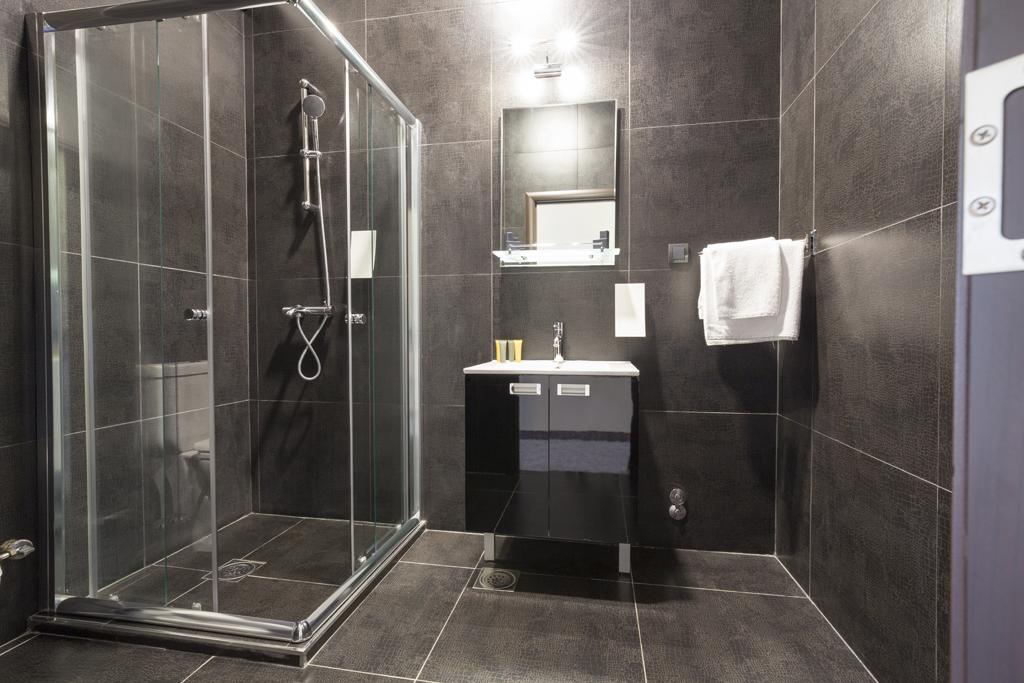 Koupelna v kostce