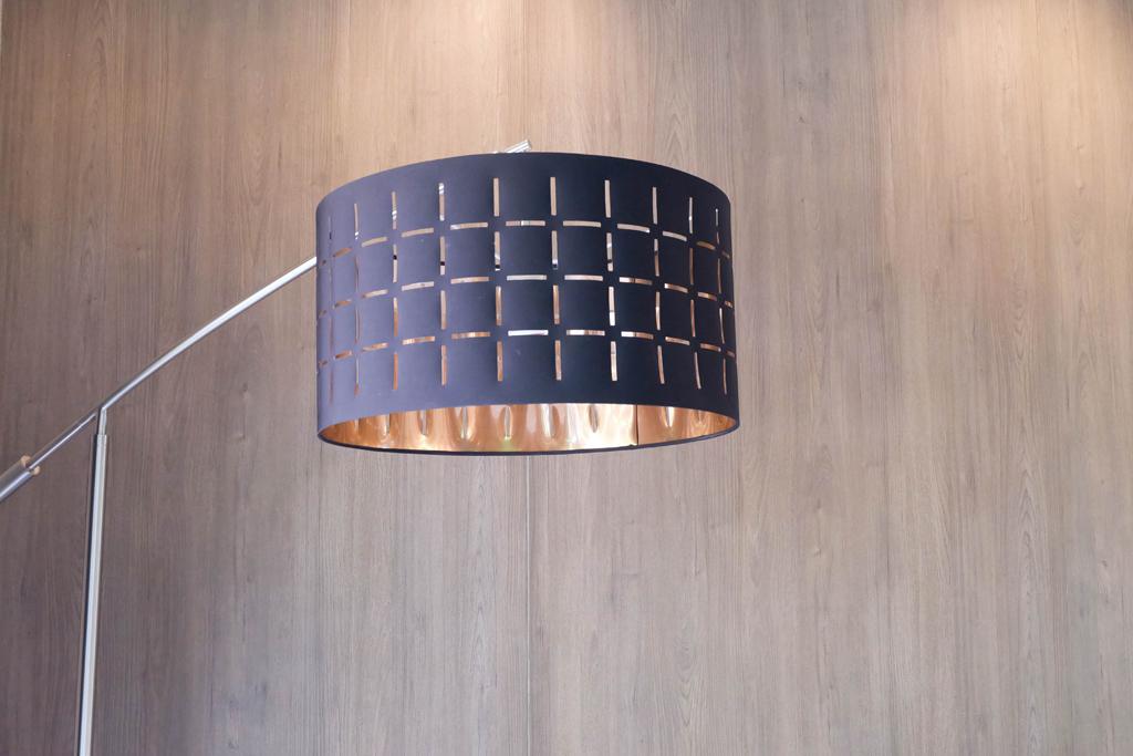 Lampa se světelným vzorem