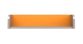 Závěsná police Orango 1 – dub světlý belluno
