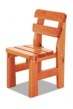 Dřevěná zahradní židle Amari