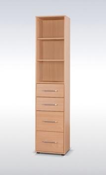 Kombinovaná zásuvková skříň Blanka