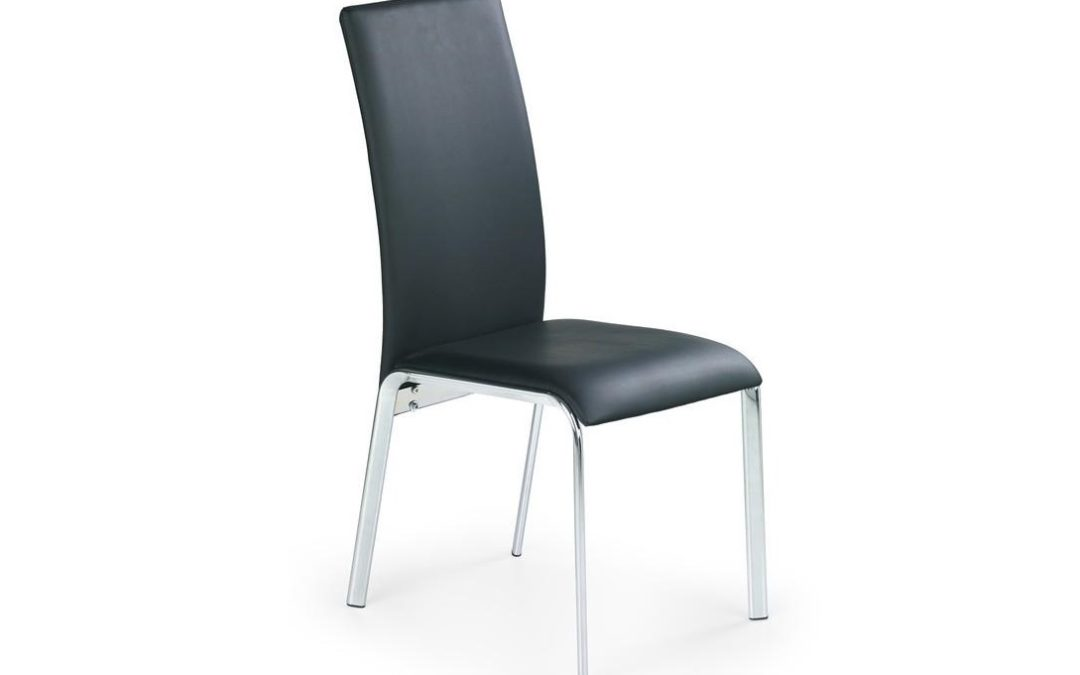 Halmar Židle K135, černá