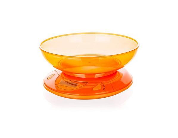 BANQUET Digitální kuchyňská váha 5kg Culinaria Orange