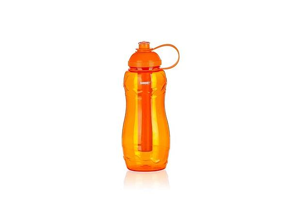 BANQUET Sportovní láhev Activ Orange 850ml
