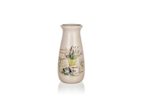 BANQUET Váza 19cm LAVENDER