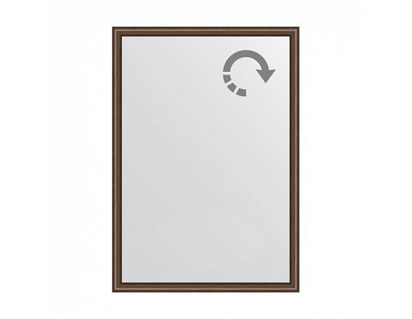 Zrcadlo ořech, 47×97 cm
