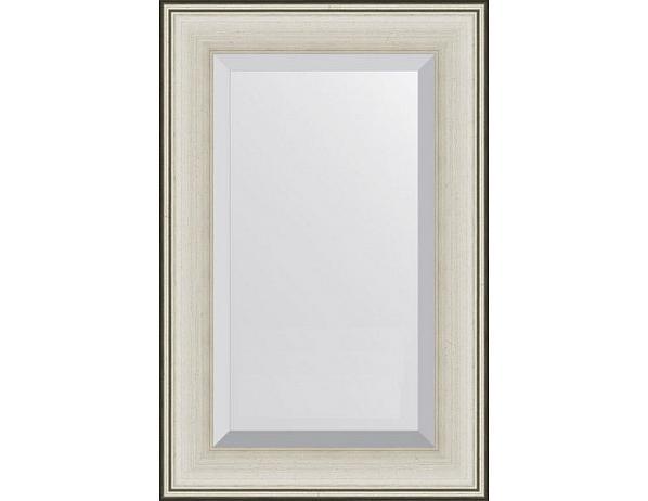 Zrcadlo – leptané stříbro, 58×138 cm