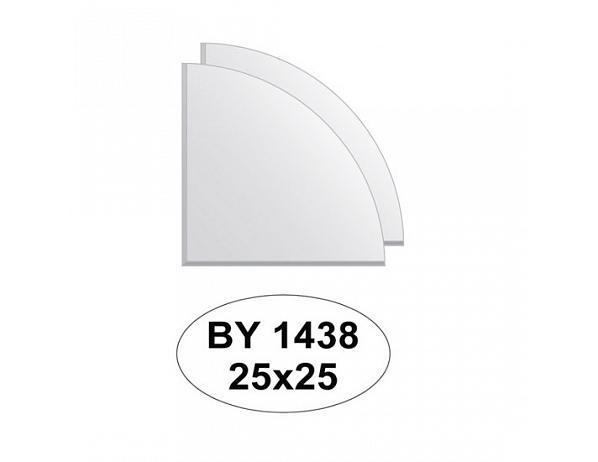 Zrcadlový obklad 25×25 – 2ks