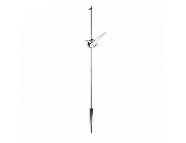 Designové nástěnné hodiny Nomon Punto y coma I 113cm