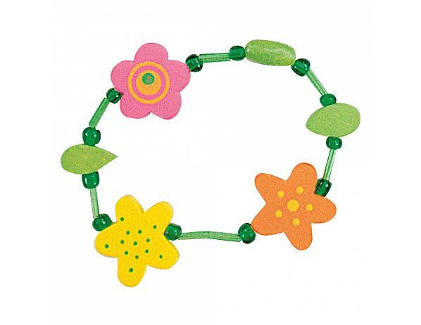 Dětský náramek,květina