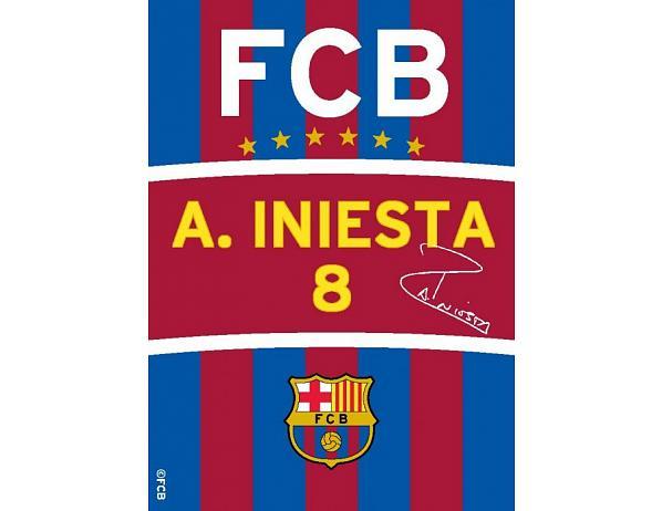 Dětský koberec Barca 09