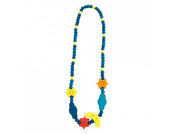 Dětský náhrdelník, měsíc