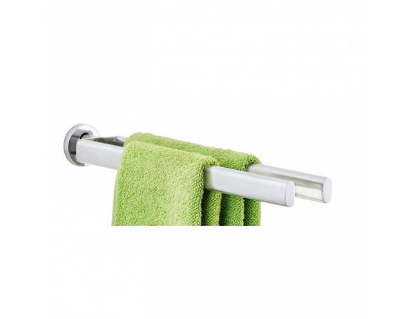 Dvojitý držák na ručníky Areo