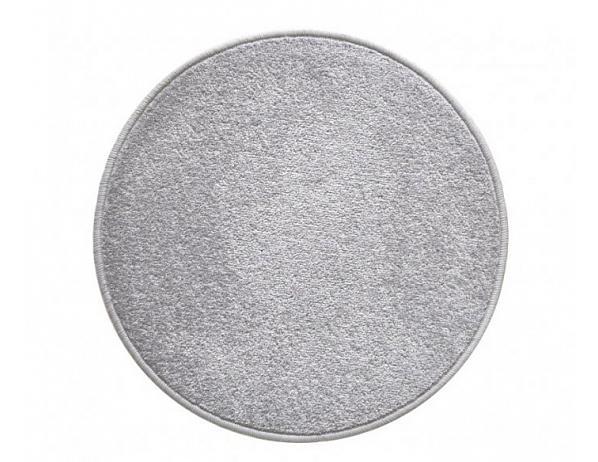 Eton šedý koberec kulatý