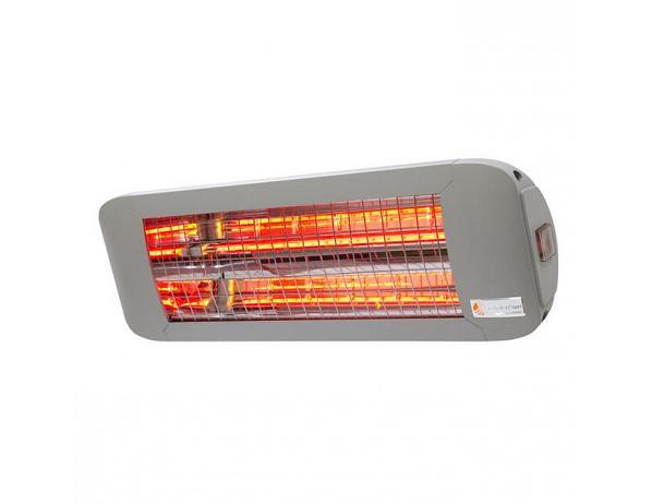 Infrazářič ComfortSun24 1400W, kolébkový vypínač, White Glare