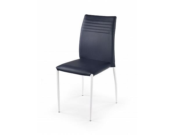 Jídelní židle K168 bílo-černá