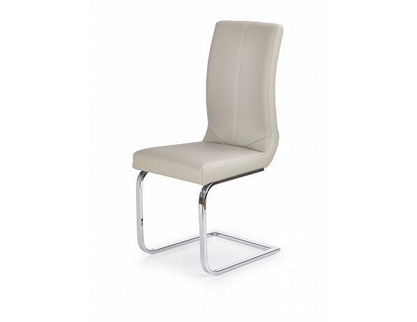 Jídelní židle K219, cappuccino