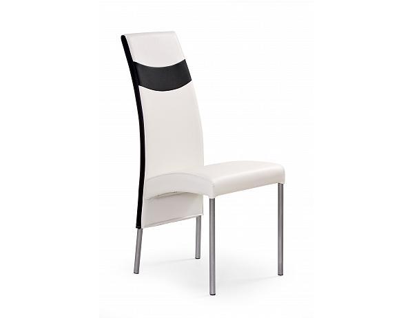 Jídelní židle K51 bílo-černá
