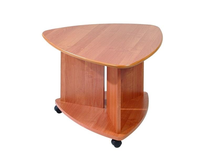 MORAVIA FLAT Konferenční stolek TROJKAT/D, barva: olše