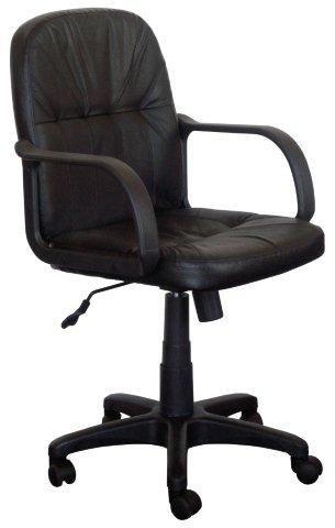 Idea Kancelářské křeslo MANAGER, černá barva
