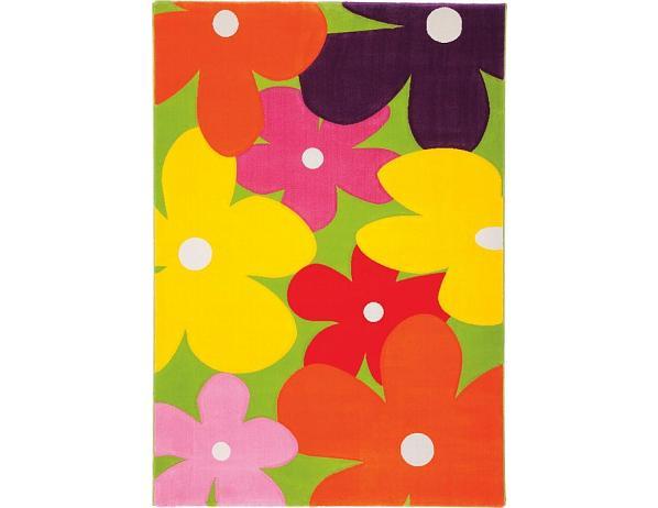 Kusový koberec Flower 2490/913, 80×150 cm