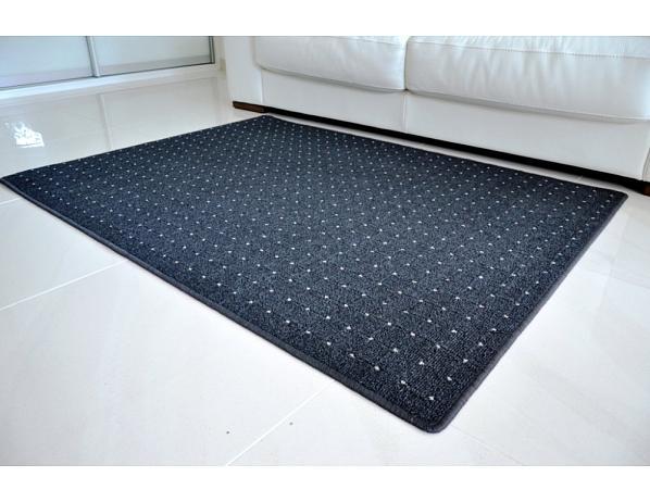 Kusový koberec Udinese antracit