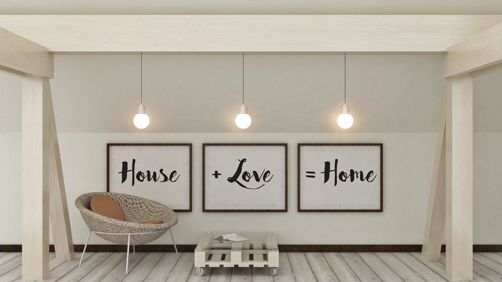 Milovaný domov