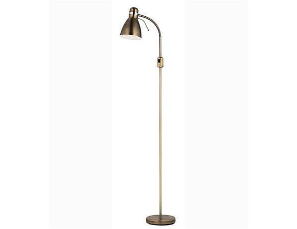 Stojací lampa Viktor 105186