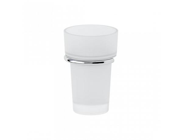 Držák skleničky-sklo