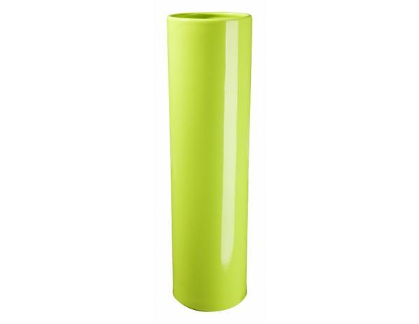 Váza Slot světle zelená 35