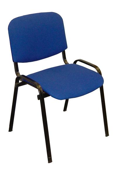 Idea Kancelářská židle VISI modrá