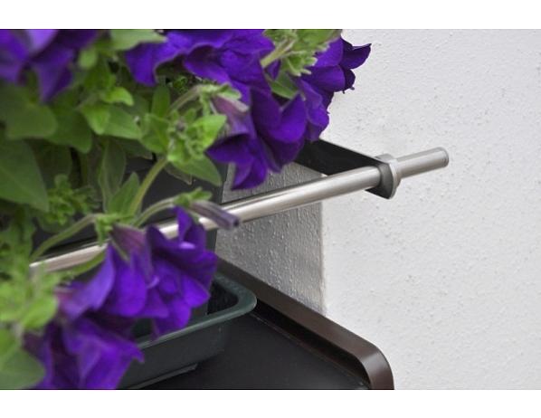 Zábrana truhlíku mezi špalety pr.16mm/2000mm
