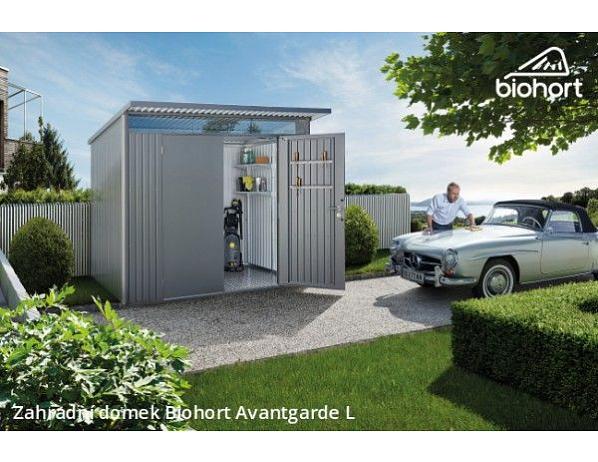 Zahradní domek Avantgarde L