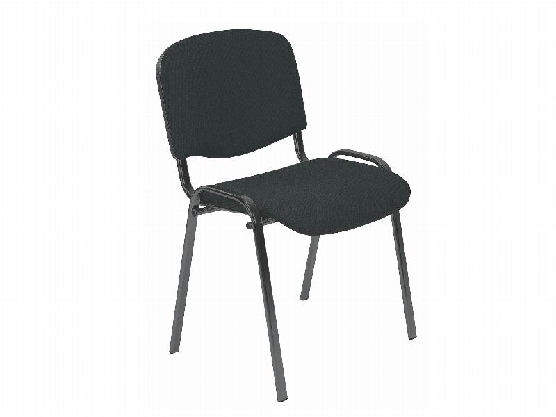 Halmar Konferenční židle ISSO, černá