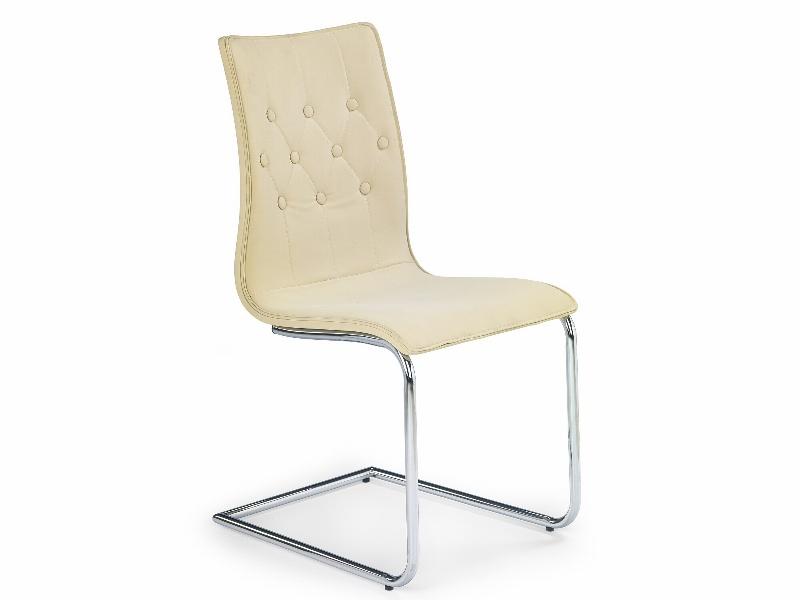 Halmar Židle K149, světle béžová