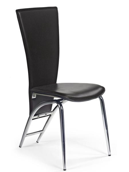 Halmar Židle K46, černá