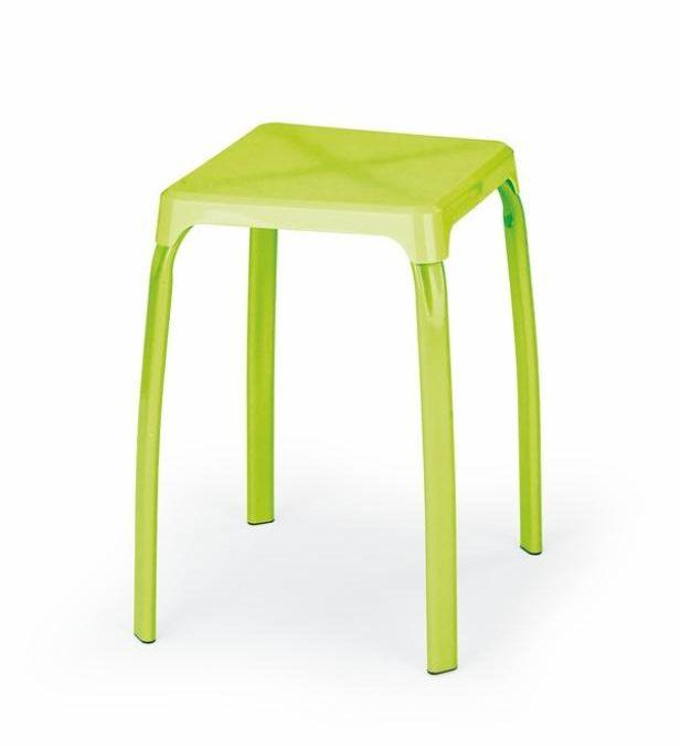Halmar Stolička TICO, zelená