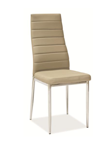 Casarredo Jídelní židle H-261, tmavě béžová