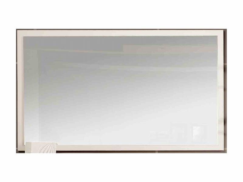 Forte SLATE, zrcadlo TDD22, bílý uni mat